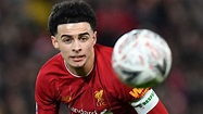 Curtis Jones says Liverpool captaincy did not restrict natural instincts | Football News | Sky Sports