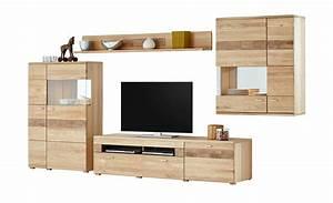 Moderne Wohnzimmer Schrankwand : woodford wohnwand miro m bel h ffner ~ Markanthonyermac.com Haus und Dekorationen