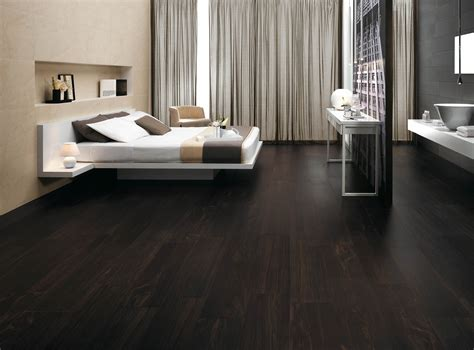 tile flooring bedroom minoli tiles etic a wood look floor with all the benefits of porcelain etic ebano by