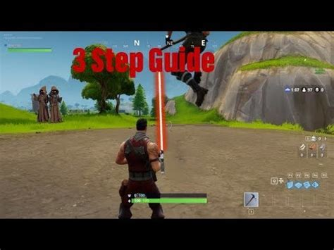 lightsaber  fortnite youtube