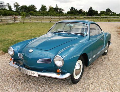 1960 volkswagen karmann ghia classic sports car auctioneers