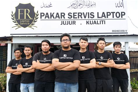 kedai repair laptop murah  wangsa maju fr laptop service
