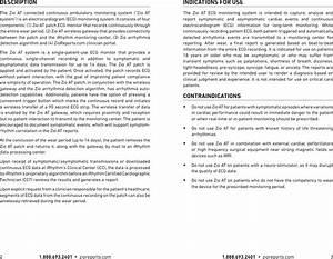 Irhythm Technologies At18g Zio At Gateway User Manual 2