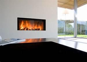 Cheminée Bois Design : 25 best ideas about insert bois on pinterest insert ~ Premium-room.com Idées de Décoration
