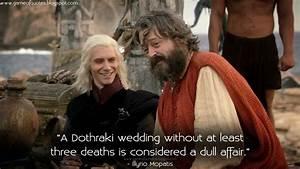 Illyrio Mopatis: A Dothraki wedding without at least three ...