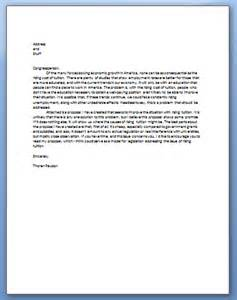 MLA Format for Writing a Personal Letters