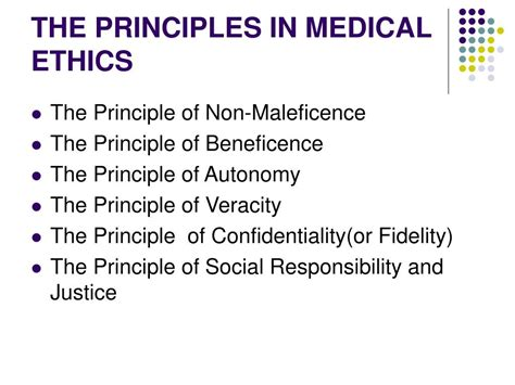 Ppt  Medical Ethics Powerpoint Presentation Id261400