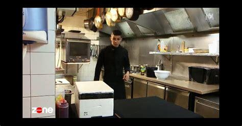 cours de cuisine avec thierry marx zone interdite consacre un reportage à l 39 école de cuisine