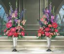 flowers chennai church decoration altar arrangement