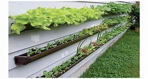 Comment Remplir Une Grande Jardinière : un potager sur lev qui prend z ro place ~ Melissatoandfro.com Idées de Décoration