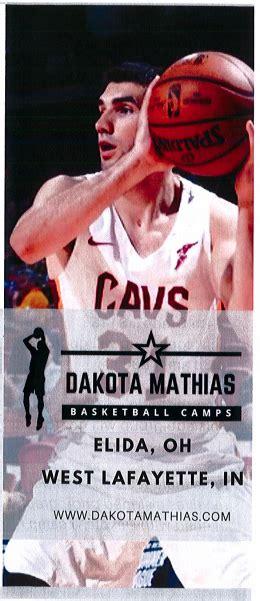 dakota mathias basketball camp grades st lawrence elementary