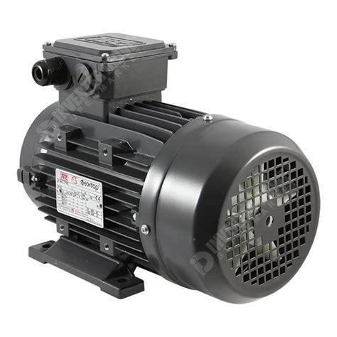 Motor 2kw 220v by Tec Ie2 1 5kw Aluminium Three Phase Motor 230v 400v 4 Pole