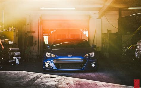 subaru brz custom wallpaper subaru brz car garage wallpaper other wallpaper better
