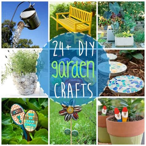 Diy Garden Crafts 24+ Beautiful Garden Crafts For Every Age