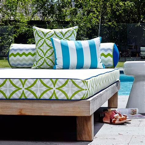 Upholstery Fabric For Outdoor Furniture by Coolum Collection Hanger Disc Warwick Fabrics Australia