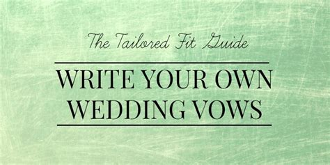 ultimate wedding vow guide vow templates examples