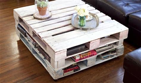 table basse en palette facile 22 meubles 224 faire avec des palettes en bois