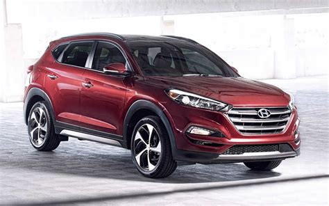 2018 Hyundai Tucson Sport Changes, Limited Redesign