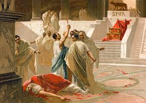 Image result for julius caesar assassination images