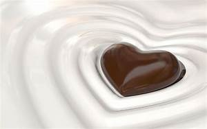 Android Phones Wallpapers: Android Wallpaper Chocolate Heart