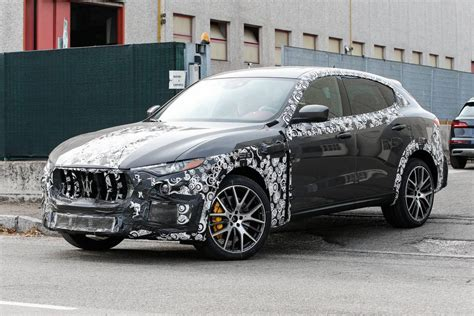 2018 Maserati Levante Gts To Get 570hp V8 Engine