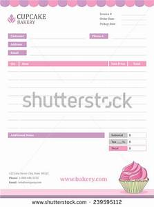 modern invoice template joy studio design gallery best With bakery invoice template