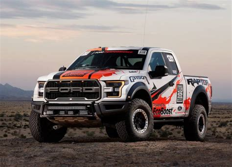 truck ford 2017 2017 ford f 150 raptor race truck review designed for desert