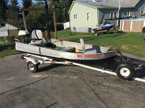 Jon Boats For Sale Las Vegas by Sears Aluminum Boat Boats For Sale New And Used Boats