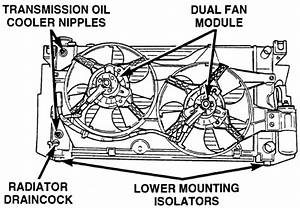2006 Chrysler Town And Country Cooling System  Chrysler  Wiring Diagram Images