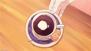 Anime, Tea, Gif, Goof, Morning, Gif, By, Snow, Annie
