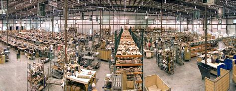 Factory Tour Furniture Factory Tour