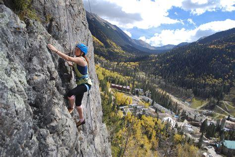 mountain skills rock climbing adventures open  seasons