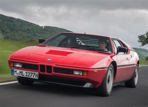 Bmw M1….. Gave Birth To The First M5