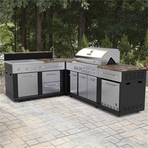 prefab outdoor kitchen cabinets best 25 modular outdoor kitchens ideas on 4394