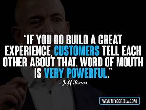 30 Motivational Jeff Bezos Quotes for Business Owners ...