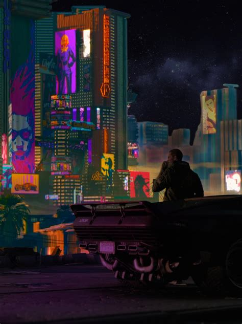 Cyberpunk wallpapers for 4k, 1080p hd and 720p hd resolutions and are best suited for desktops, android phones, tablets, ps4. Cyberpunk 2077 Mobile HD Wallpapers - Wallpaper Cave