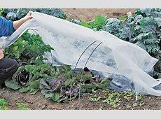Garden Fabric, Row Covers, Shade Netting Gardener's Supply