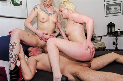 Reife Swinger Nasty Swinger Threesome With German Amateur Blondies Porndoe
