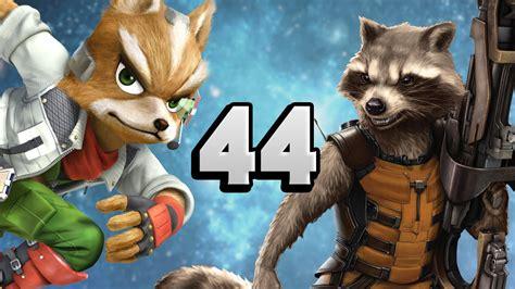 fox mccloud  rocket raccoon urbof  youtube