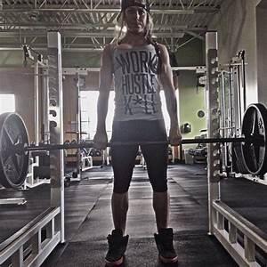 Ashley Hoffman ' s back workout | exercise | Pinterest ...