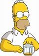 Homer Simpson, my hero!   The simpsons, Homer simpson ...