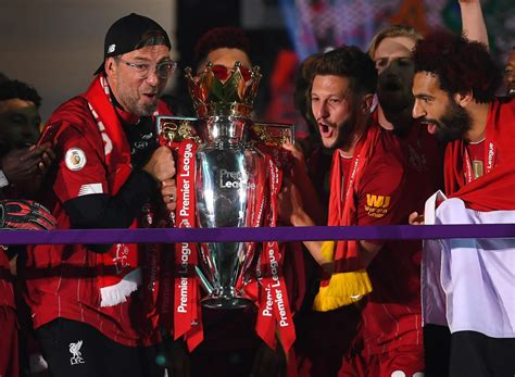 Liverpool's 2019-20 Premier League-Winning Season Review ...