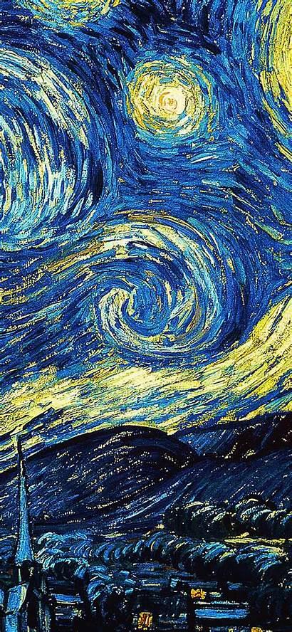 Iphone Starry Gogh Night Van Classic Ar55