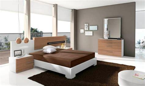 chambre couleur marron décoration chambre marron