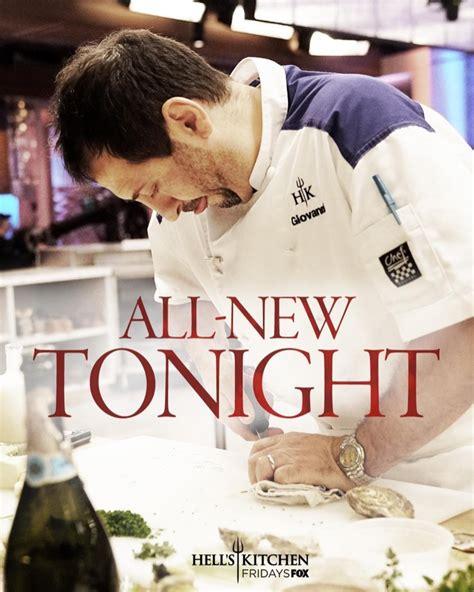 Hell's Kitchen Premiere Recap 92917 Season 17 Episode 1