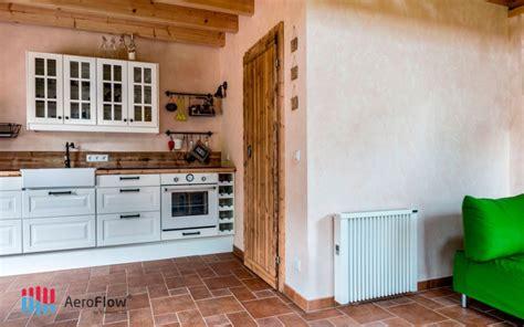 radiateur electrique cuisine photos de radiateurs électriques à inertie en situation