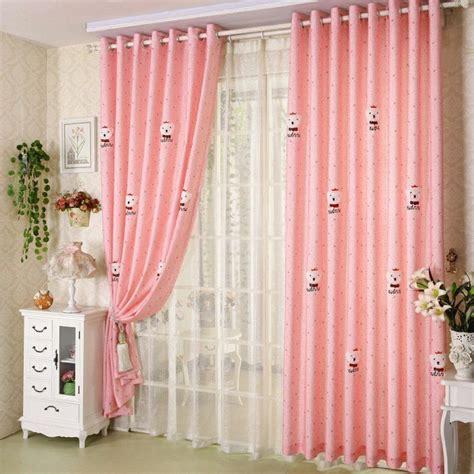 rideau pour chambre de fille rideaux chambre enfant un élément important ideeco