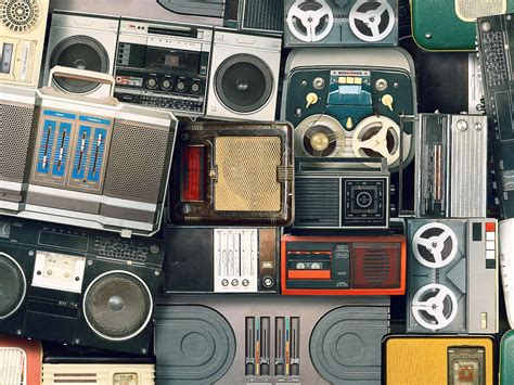 Vintage audio tapes and other formats ~ MegaMinistore