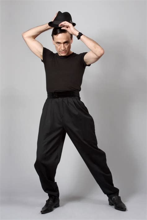 Tango Outfits for Men | Malcolm Hall