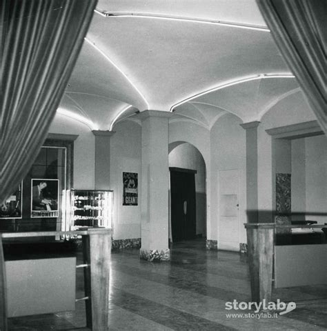 Foyer Teatro by Foyer Teatro Eleonora Duse Storylab